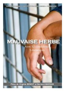 mauvaise herbe - affiche